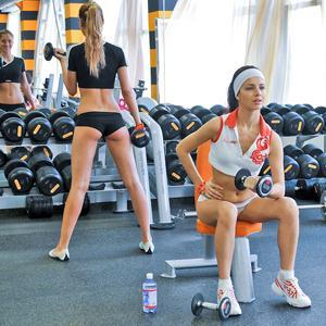 Фитнес-клубы Обояни