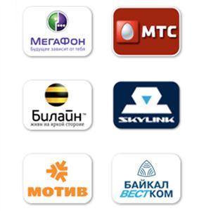 Операторы сотовой связи Обояни