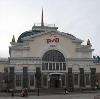 Железнодорожные вокзалы в Обояни