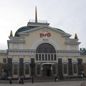 Железнодорожные вокзалы Обояни